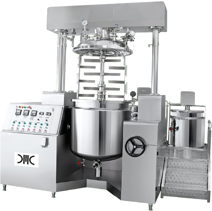Vacuum Up-Homogenizer Mixer