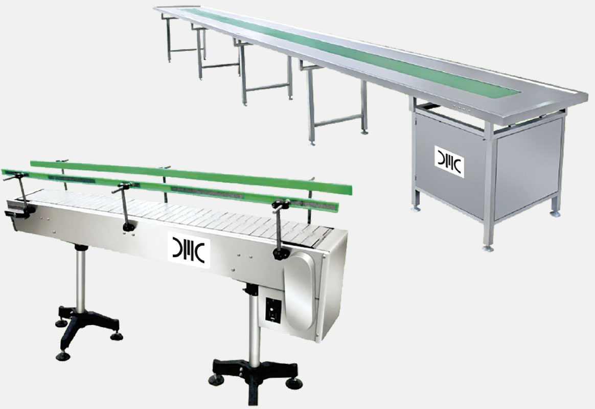 Stepless Speed Adjustment Conveyor